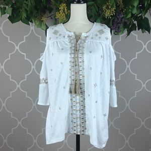 Style co top size petite large